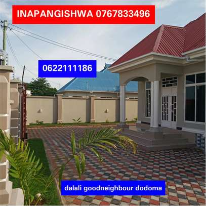 TWO IN ONE HOUSE FOR RENT IN DODOMA image 3