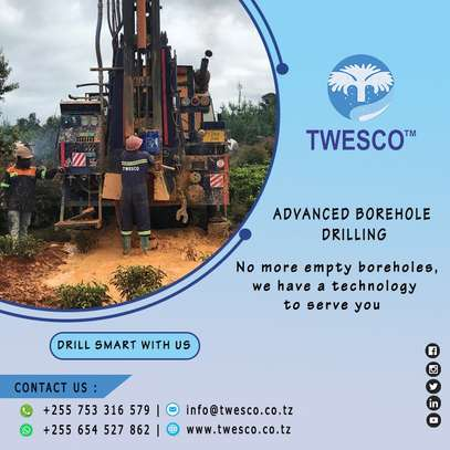 Borehole Drilling with TWESCO Company