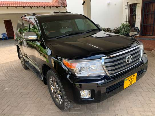 2012 Toyota Land Cruiser VX V8
