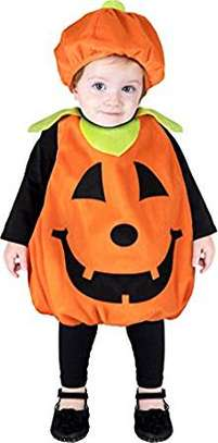 Pumpkin Halloween Costume