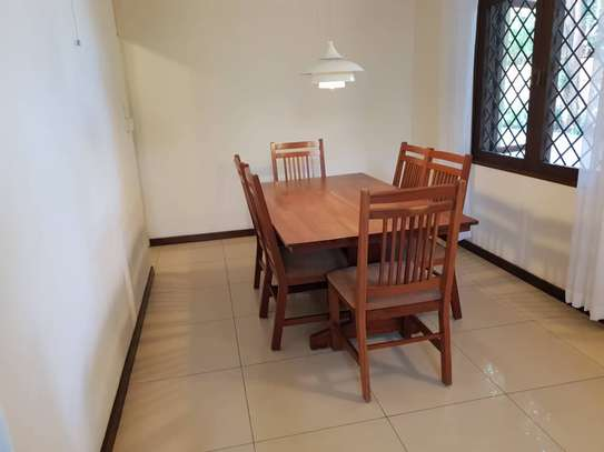 4 Bedrooms House With A Large Guest Wing For Rent in Masaki image 6