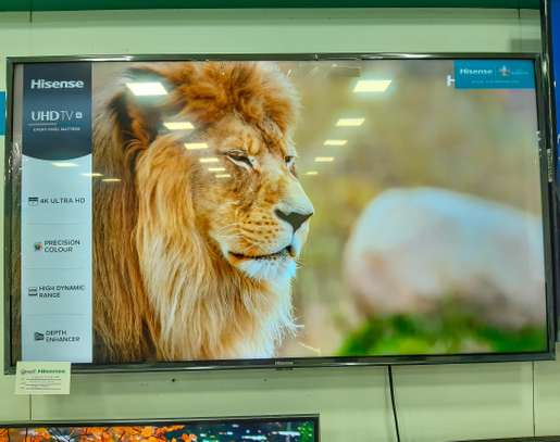 "Hisense 43"" Smart Ultra HD 4K TV image 1"
