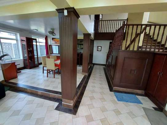 a 3bedrooms fully furnished standalone in mikocheni with a paved street image 5