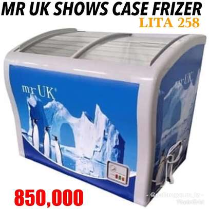 MR UK SHOWCASE FREEZER