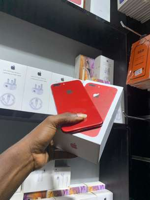 iPhone 8plus 256GB red product for sale
