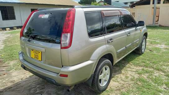 2002 Nissan X-Trail image 7