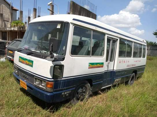 2002 Toyota Coaster Box Cheses Number