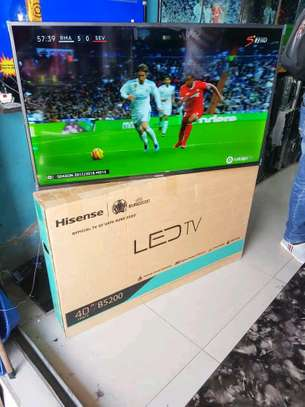 HISENSE LED FULL HD TV 40 INCHES image 1