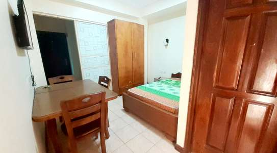 1 Bedroom Furnished Studio Apartment in Kariakoo