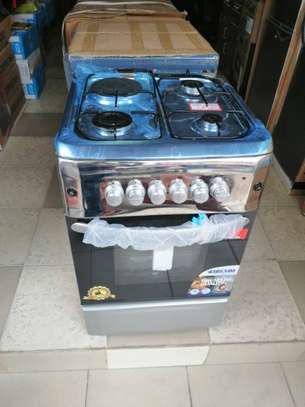 BRUHM COOKER COMBINATION 50X55 OVEN GAS