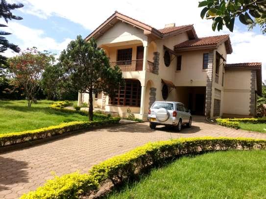 NICE 5BEDROOMS HOUSE IN NJIRO-PPF. image 3