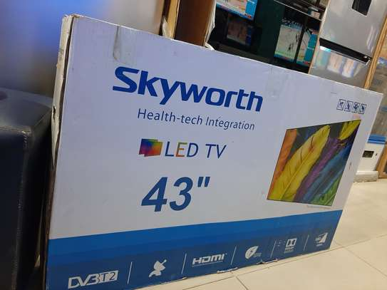 SKYWORTH  43 FULL HD TV image 1