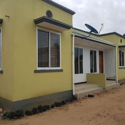 2 bed room brand new house villa for rent at tegeta nyuki image 1