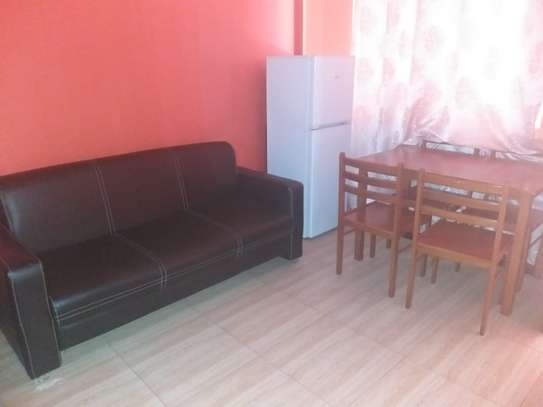 1bed furnished apartmemt at kinondoni tsh 560000 image 9