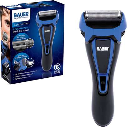 Bauer 39169 Rechargeable Wet & Dry Shaver