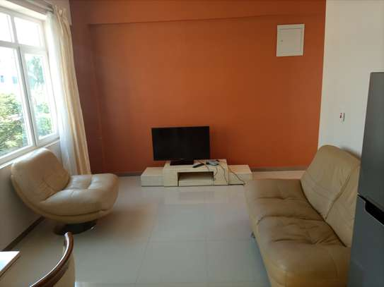 Furnished one bedroom apart for rent at masaki image 9