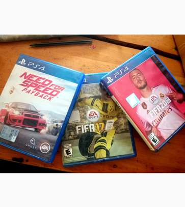 playstation 4 PS4 cd Need for speed image 1
