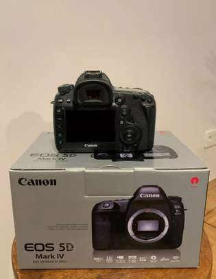 Canon EOS 5D Mark IV 30.4MP Digital Camera
