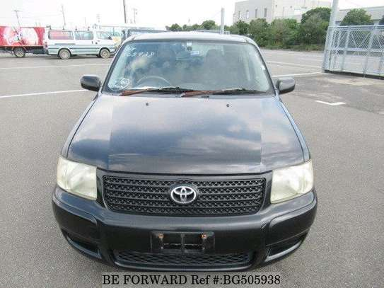 2007 Toyota Succeed