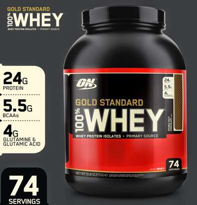 Whey Protein Gold