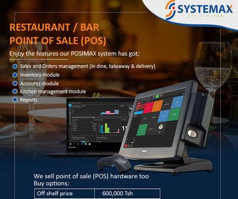 Restaurant Point of Sale (POS) Software