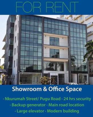 Offices from 30 sqm on a 5 story high tech building image 4