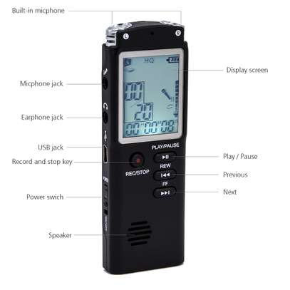 Voice Recorder - VR60