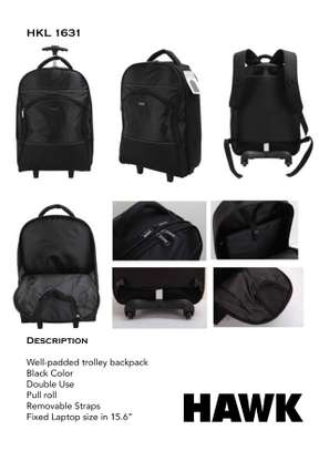 Back Pack Trolley Bags