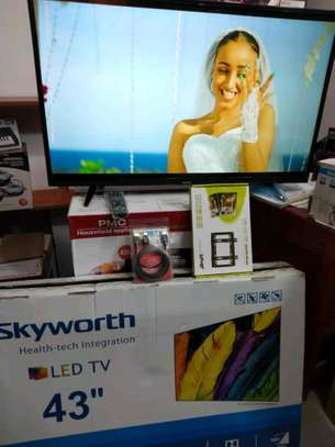 Skyworth 43 Inches  Full HD LED TV (The only Tv with bluetooth).....575,000/= image 3