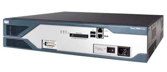 Cisco 2851Router with Switch module