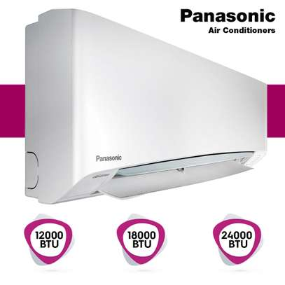 AIR CONDITIONER PANASONIC - SPLIT UNIT  12000BTU