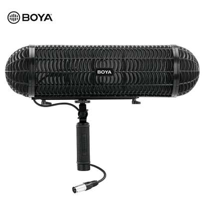 BOYA BY-WS1000 Microphone Blimp Windshield Suspension System image 1