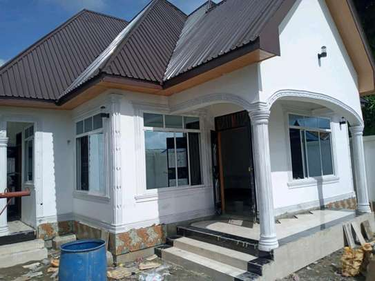 4 bedrooms House for Sale at Mikwambwe Kigamboni image 1