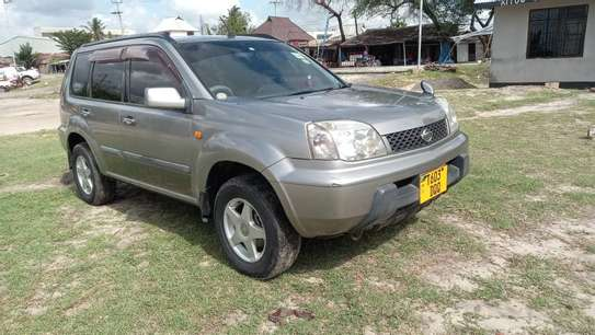 2002 Nissan X-Trail image 8