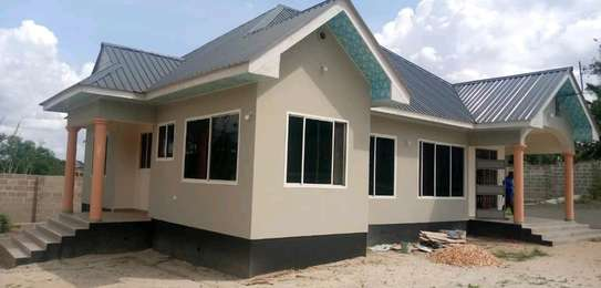 4 bdrms new House with Title Deed at Goba. image 2