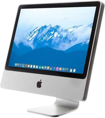 iMac Desktop All In One Core 2 Duo 4GB RAM 500GB HDD 20inch LCD image 1
