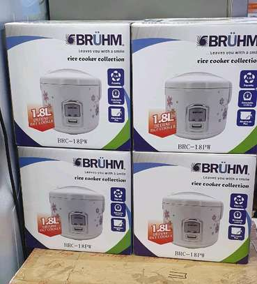 BRUHM RICE'S COOKER image 1