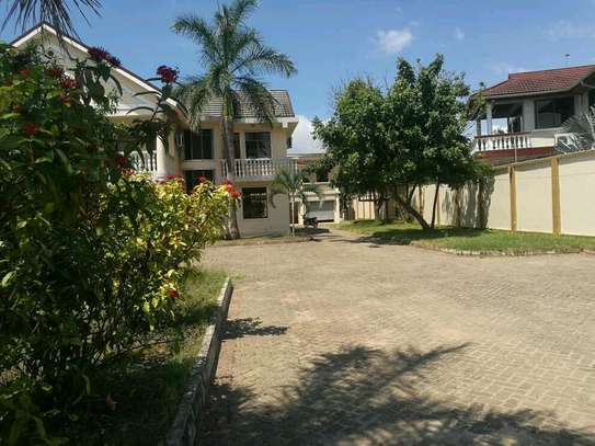 a stand alone bungalow is for rent at mbezi beach near shoppers plaza image 2