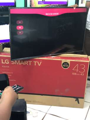 43 LG SMART TV - New Version HDR image 2