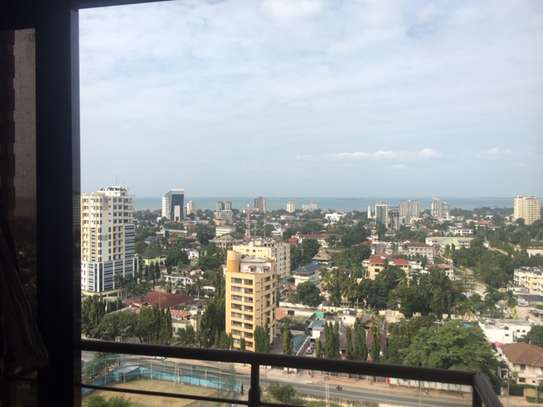 Immaculate 3-bed apartment with sea views in Upanga