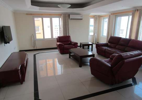 3 Bedroom Luxury Furnished Apartments with Balcony in Kisutu image 2