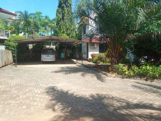 4bed house shared compound at masaki $2500pm image 2