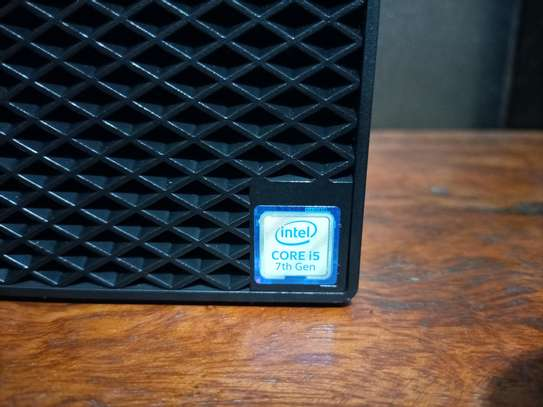 Dell optiplex 3050 7th generation core i5 gaming rendering and graphic designing pc image 4