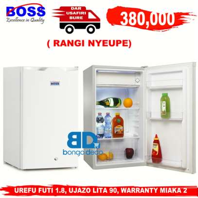 Boss 90L Double Door Refrigerator