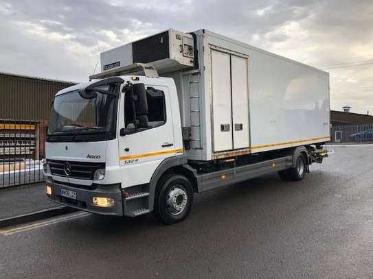 2007 Mercedes-Benz ATEGO 1323 4X2 FRIDGE