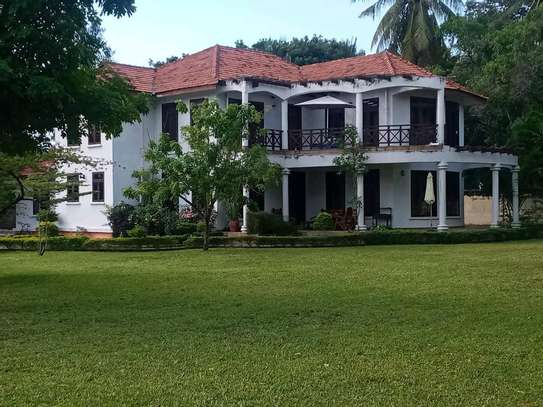 House for rent at kawe beach