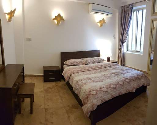 Fully Furnished 3 Bedrm Ocean View Apartment at Masaki image 5