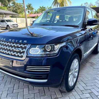2015 Land Rover Range Rover Vogue image 1