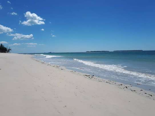 beach plot for sale at kigamboni 11 acres image 1
