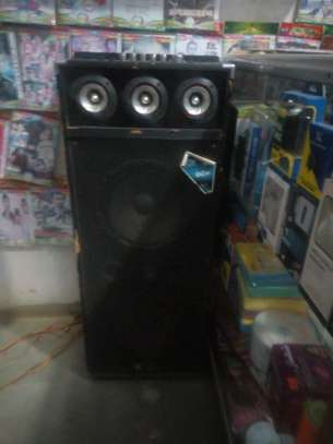 Rich sound Active speakers